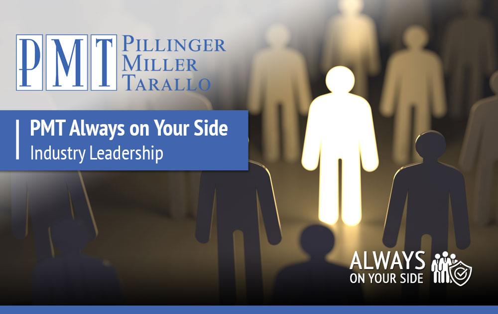 PMT Always on Your Side: Industry Leadership