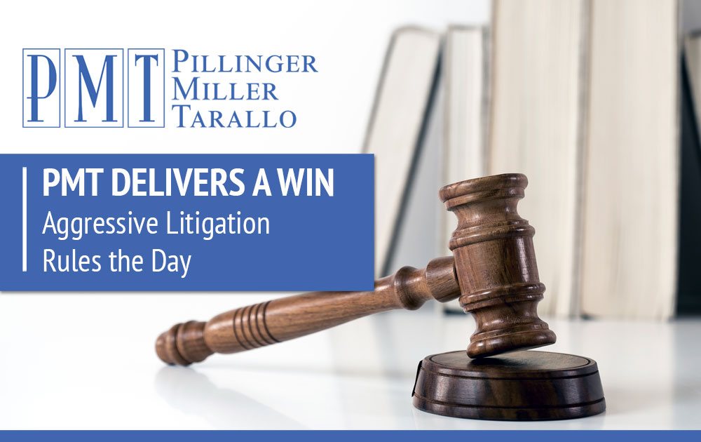 Aggressive Litigation Rules the Day