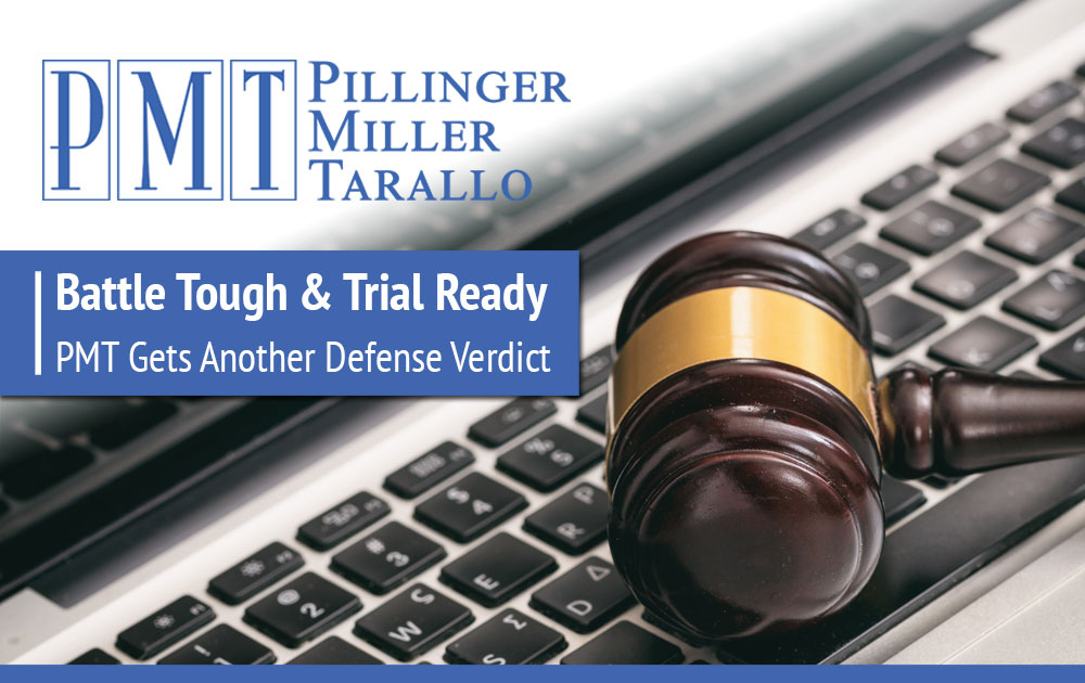 Battle Tough - PMT Gets Another Defense Verdict