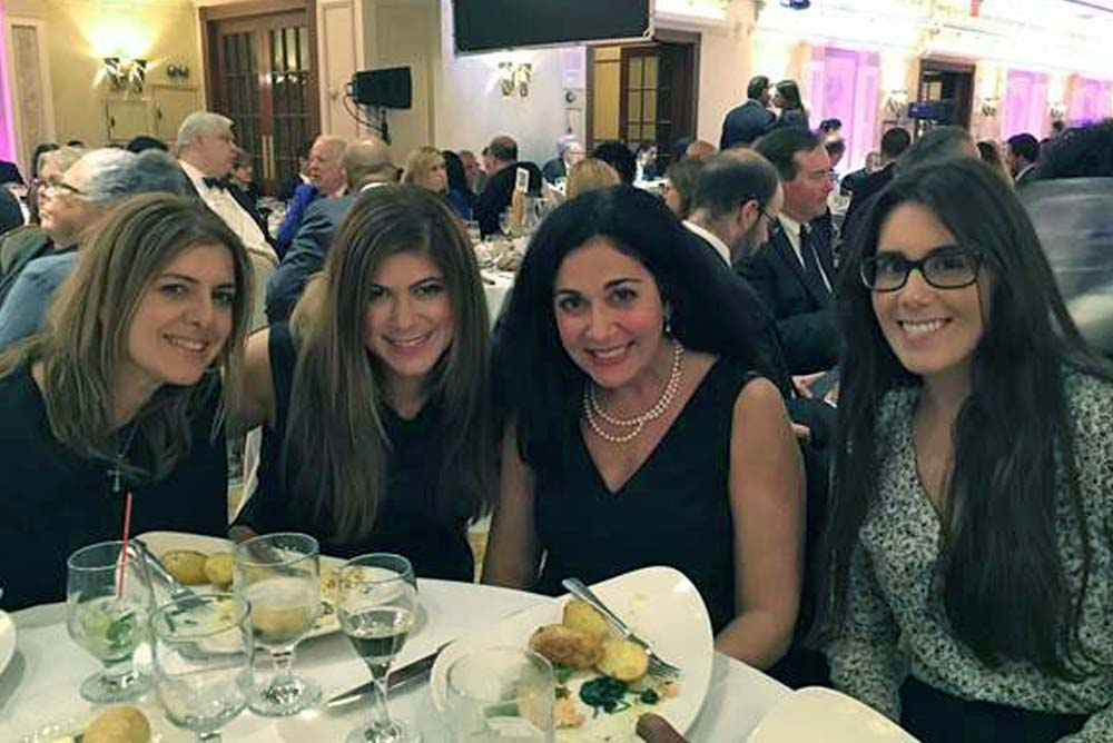 PMT attended the Bronx County Bar Association 115th Installation of Officers and Directors and Awards Dinner