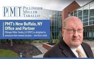 PMT Announces New Buffalo, NY Location and New Partner, Kenneth A. Krajewski