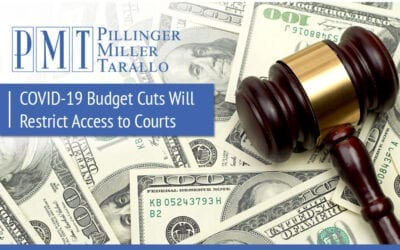 COVID-19 Budget Cuts Will Restrict Access to Courts