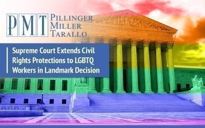 Supreme Court Extends Civil Rights Protections to LGBTQ Workers in Landmark Decision