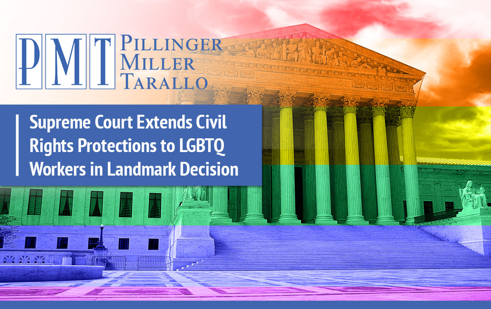 Civil Rights Protections to LGBTQ