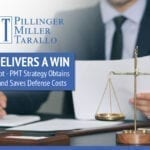 Double Shot - PMT Strategy Obtains Early Win and Saves Defense Costs