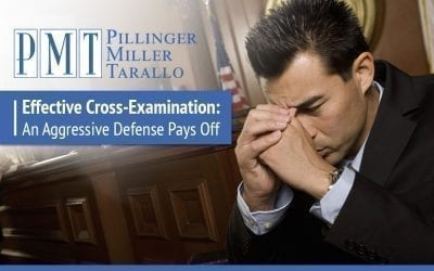 Effective Cross-Examination: An Aggressive Defense Pays Off
