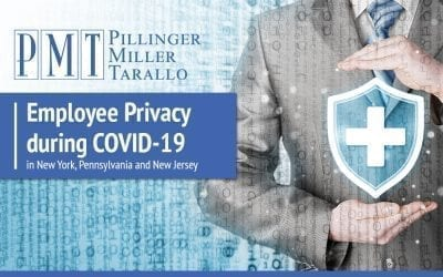 Employee Privacy during COVID-19 in Pennsylvania, New Jersey, and New York