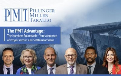 The PMT Advantage –  The Numbers Roundtable: Your Assurance of Proper Verdict and Settlement  Value