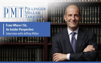 From Where I Sit, An Insider Perspective: Interview with Jeffrey Miller