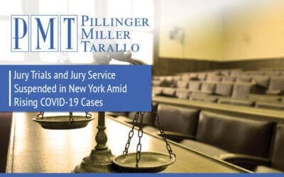 Jury Trials and Jury Service Suspended in New York Amid Rising COVID-19 Cases