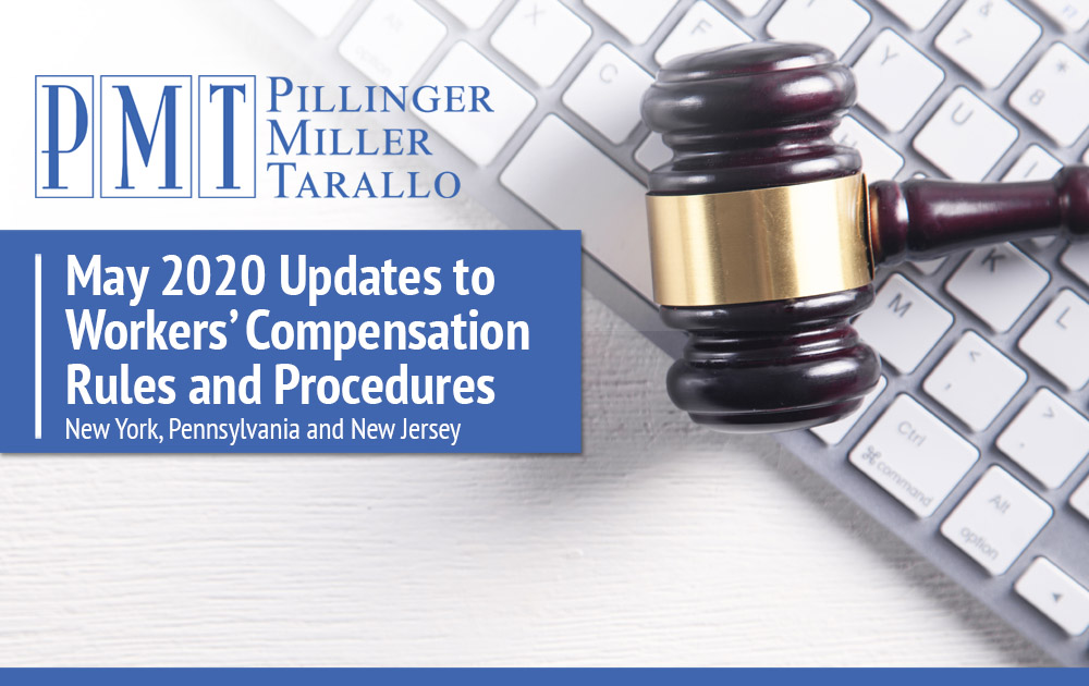 May Updates to Workers Compensation