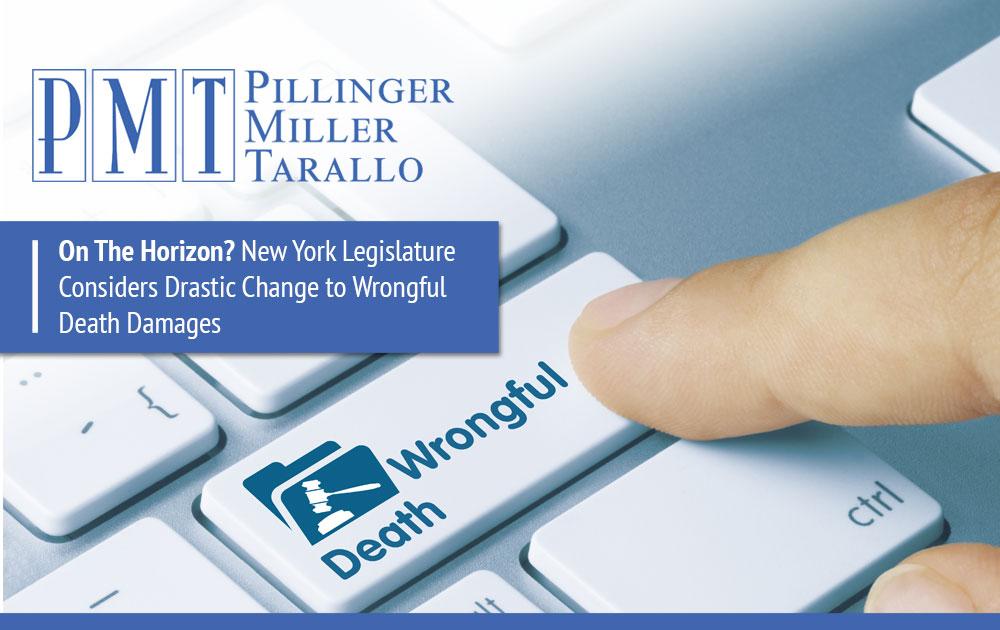 On The Horizon? New York Legislature Considers Drastic Change to Wrongful Death Damages