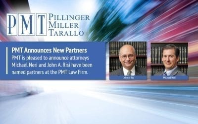 PMT Announces New Partners John A. Risi and Michael Neri
