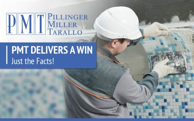 PMT Delivers a Win – Just the Facts!