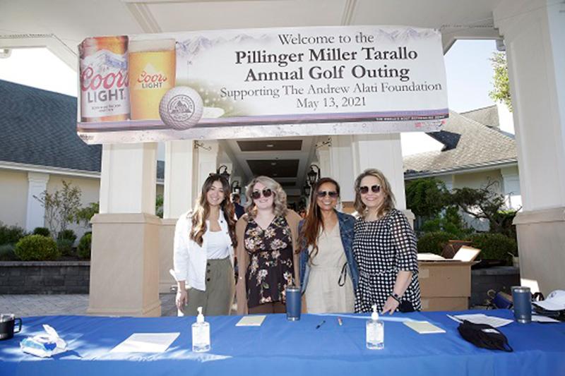 PMT Golf Outing 2021 - Registration Desk 2
