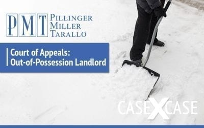 Case by Case: Court of Appeals: Out-of-Possession Landlord
