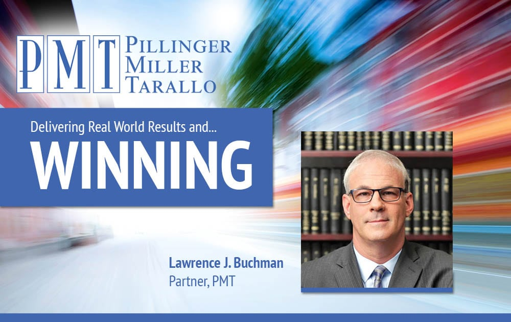 PMT Attorney Lawrence Buchman Delivers a Win