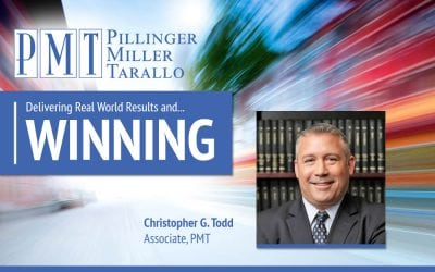 PMT Attorney Christopher Todd Delivers a Win