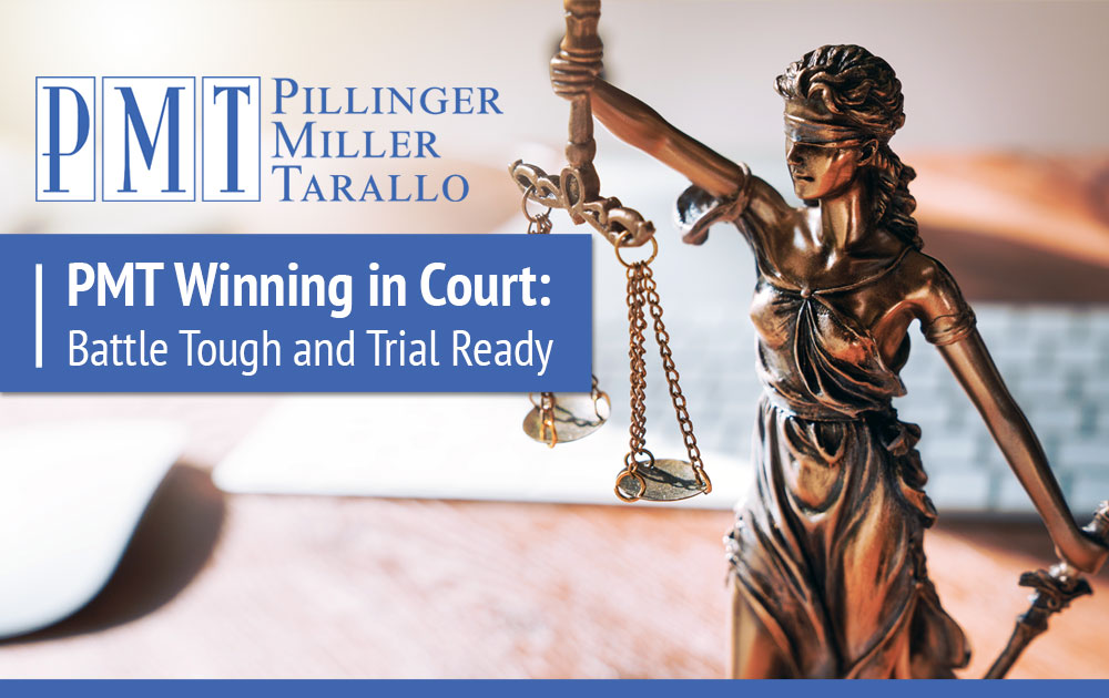 PMT Winning in Court: Battle Tough and Trial Ready (Jan 2020)