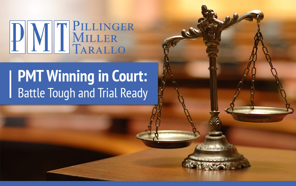 PMT Winning in Court: Battle Tough and Trial Ready (Dec 2019)