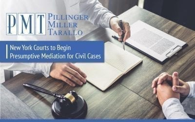 New York Courts to Begin Presumptive Mediation for Civil Cases (ADR)