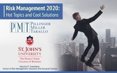 Risk Management 2020: Hot Topics and Cool Solutions