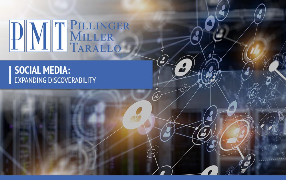 SOCIAL MEDIA: EXPANDING DISCOVERABILITY
