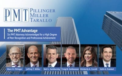 The PMT Advantage – Six PMT Attorneys Acknowledged for a High Degree of Peer Recognition and Professional Achievement