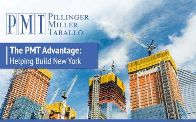 The PMT Advantage – Helping Build New York