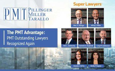 The PMT Advantage – PMT Outstanding Lawyers Recognized Again