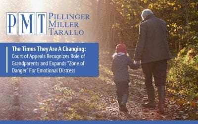 "The Times They Are A Changing: Court of Appeals Recognizes Role of Grandparents and Expands ""Zone of Danger"" For Emotional Distress"
